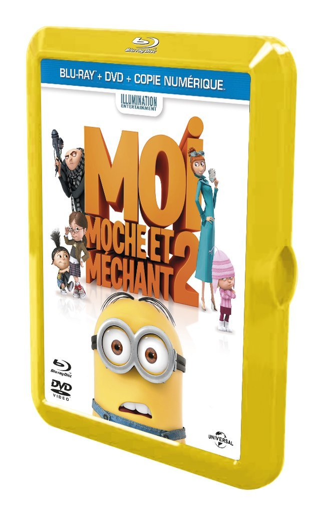 Moi, Moche et Méchant 2 - Despicable  Me 2 - 2013 - Pierre Coffin & Chris Renaud  61sZsdhd9UL._SL1027_