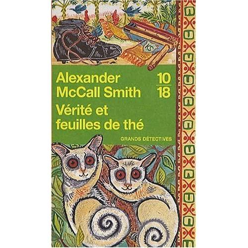 Alexander McCall Smith - Mma Ramotswe 10 - Vérité et feuilles de thé 61t7wivLGSL._SS500_