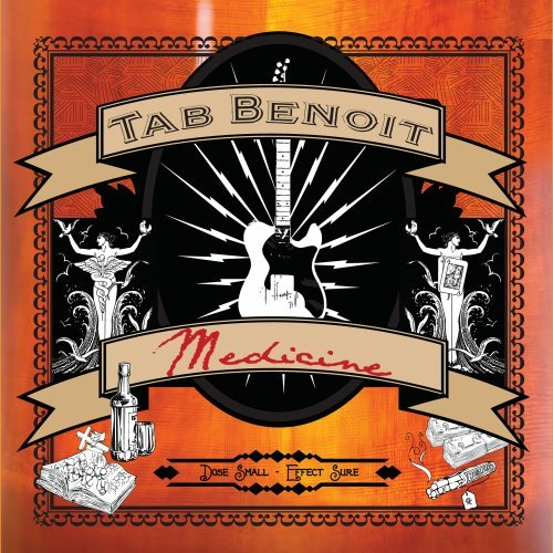 Medecine : Le blues du Bayou de Tab Benoit 61tbL3eHtJL._SS500_