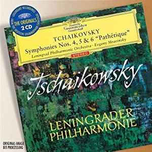 Écoute comparée : Tchaïkovski, symphonie n° 6 « Pathétique » - Page 11 61wCCuOlbTL._SL500_AA300_