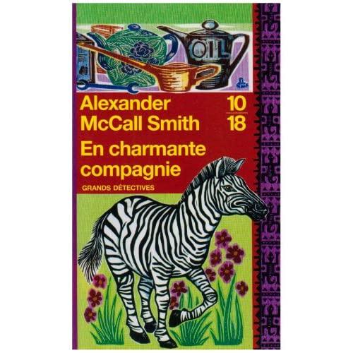 Alexander McCall Smith – Mma Ramotswe 06 – En charmante compagnie. 61wwvey3VJL._SS500_