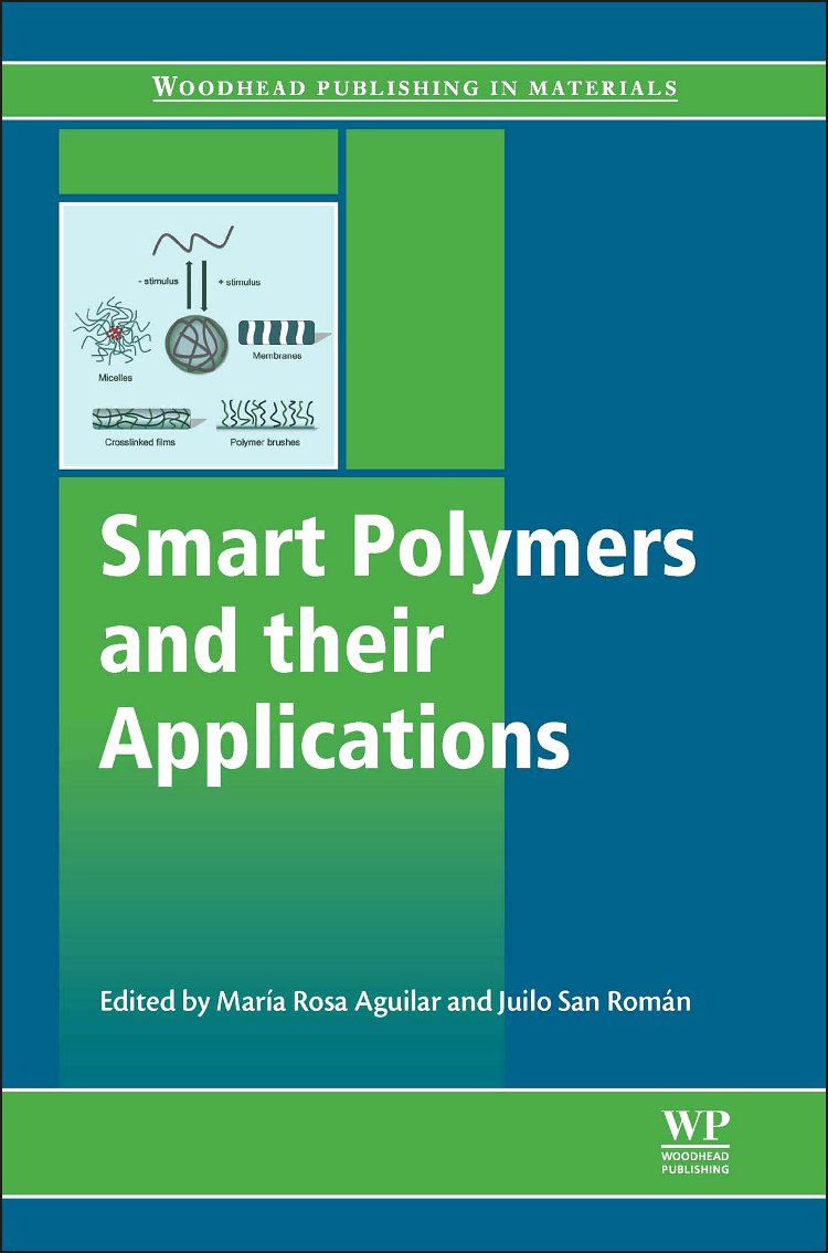 Smart Polymers and their Applications 61xm0hipiML._SL1134_
