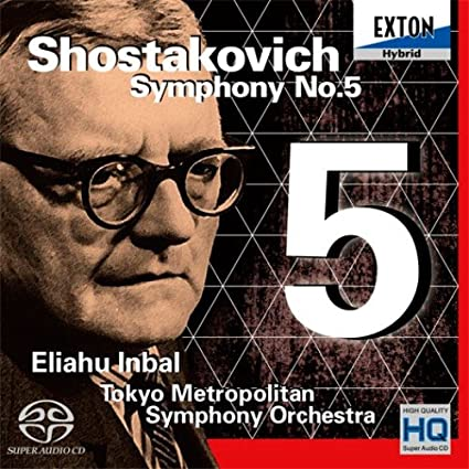 Chostakovitch Symphonie n°5 - Page 2 61zPETReAHL._SX425_