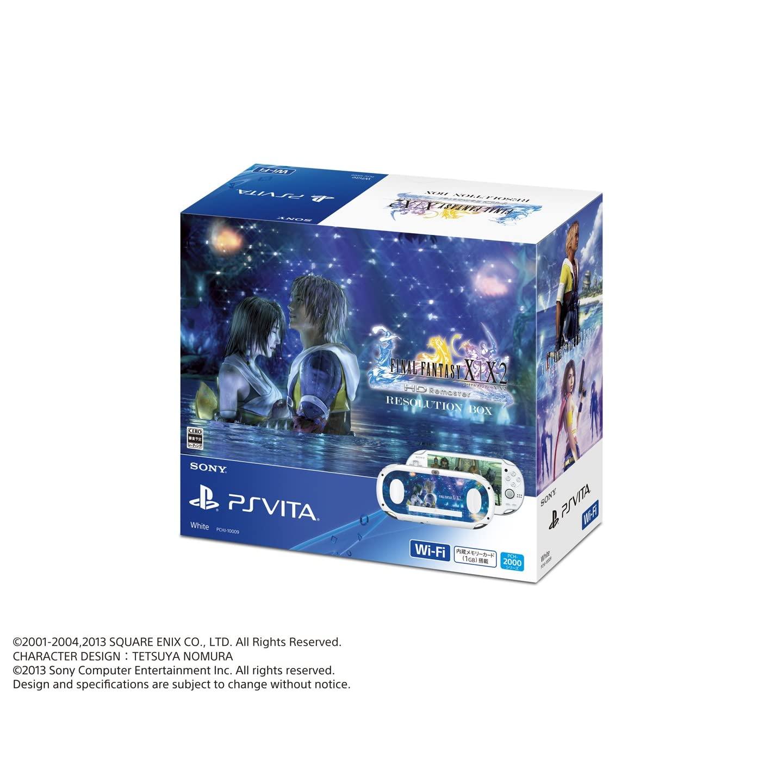 Ps vita Slim Final Fantasy X/X-2 Jap  712mqbXo72L._AA1440_