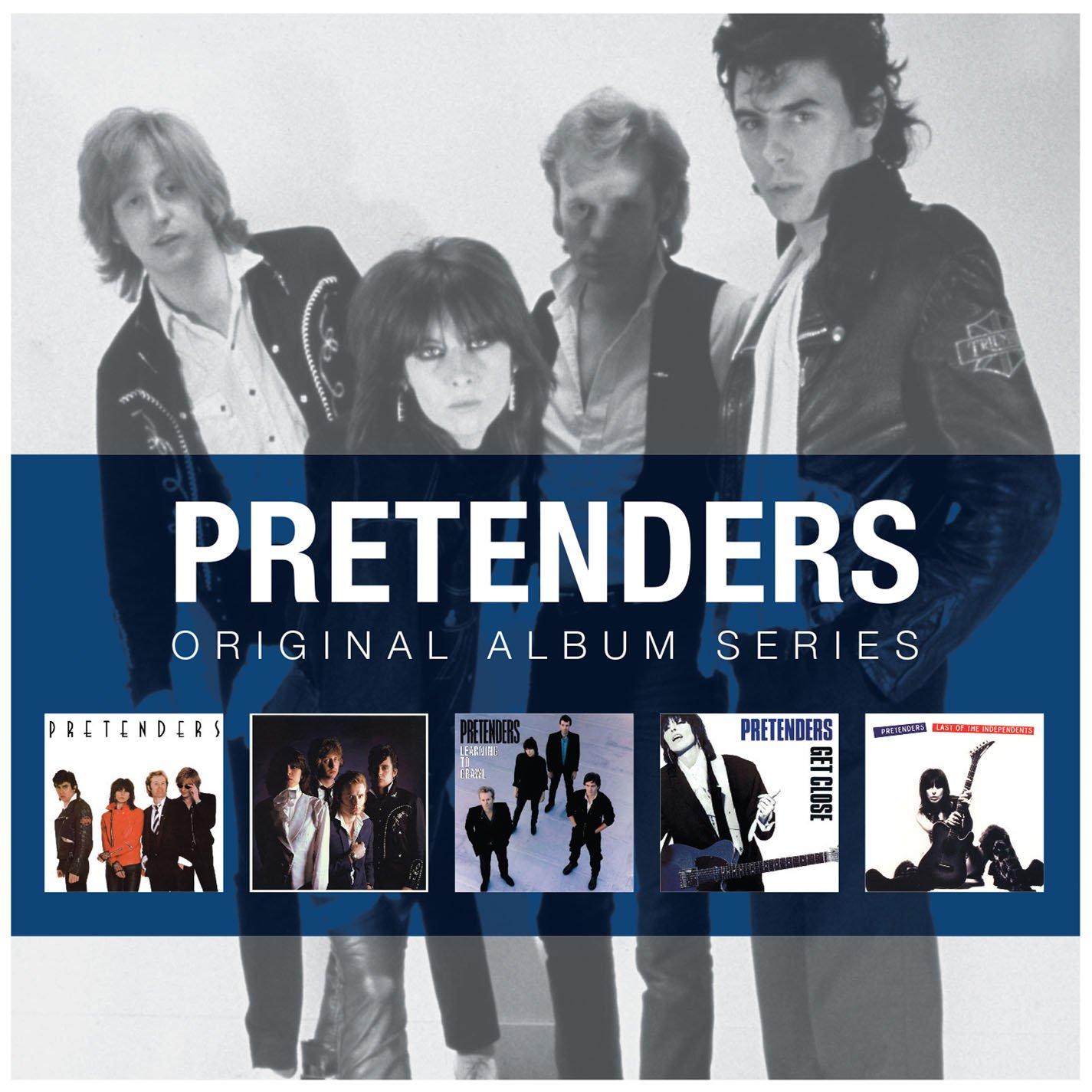 The Pretenders - Página 2 71H8otSQnqL._SL1425_