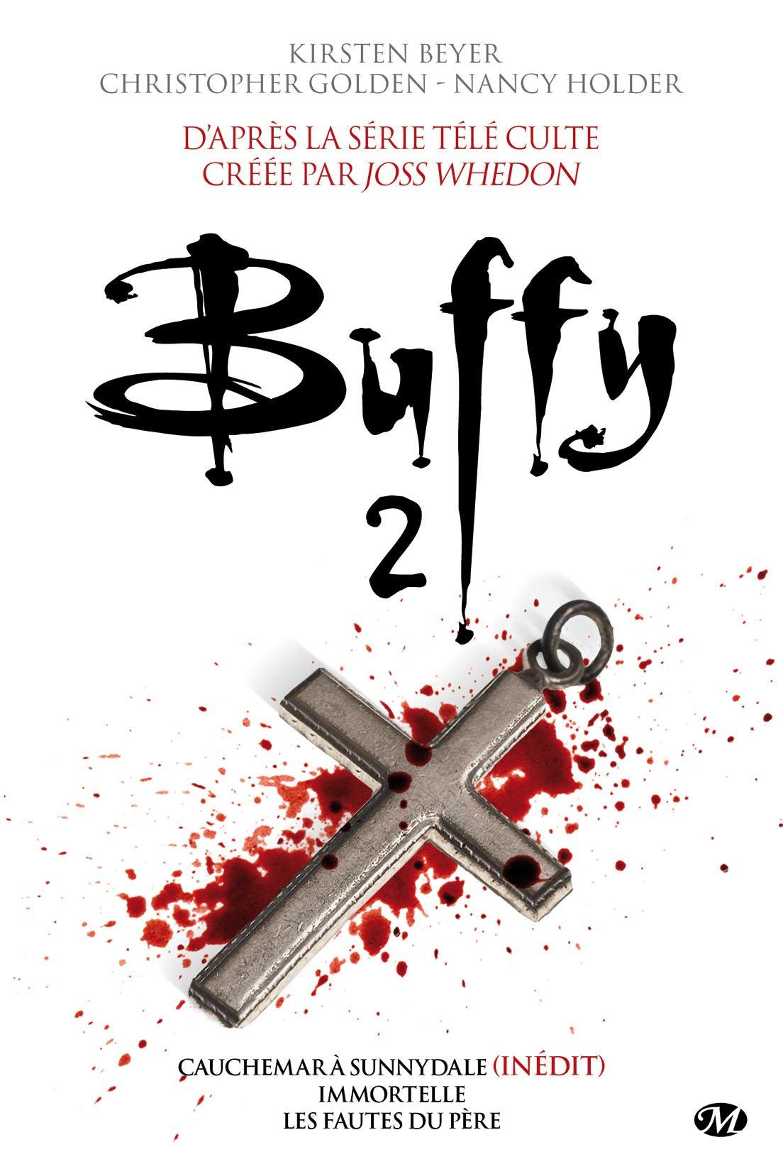 Anthologie - BUFFY - Tome 2 71IkyyDEjpL