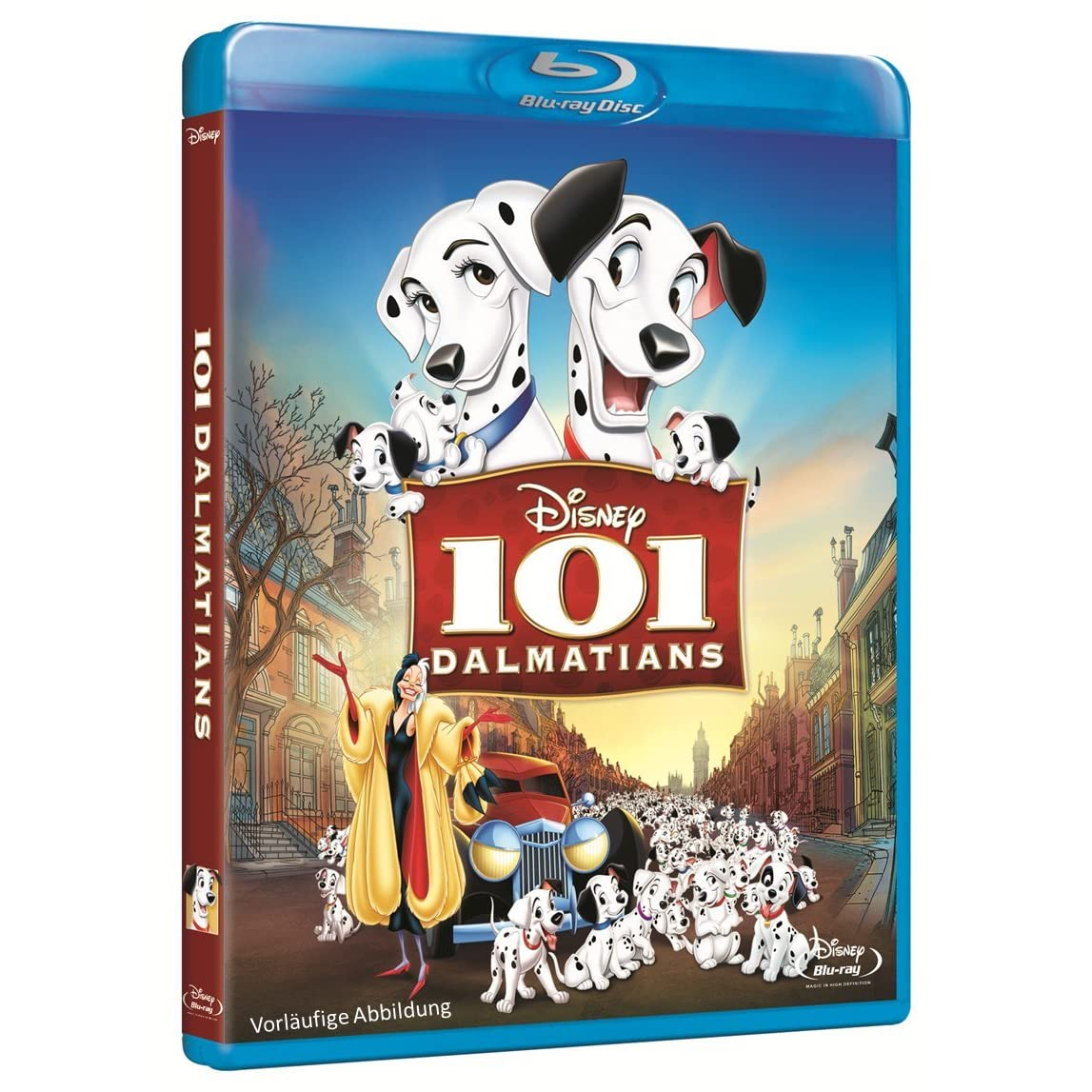 [BD + DVD] Les 101 Dalmatiens (8 août 2012) - Page 2 71JxUG6kpwL._AA1147_
