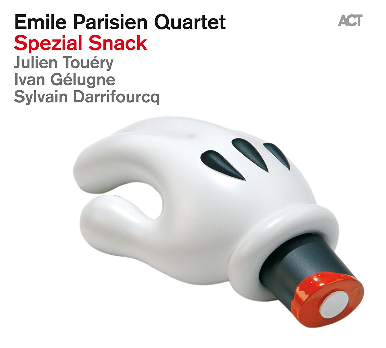 Emile Parisien Quartet 71PKLIPCLXL._SL1500_