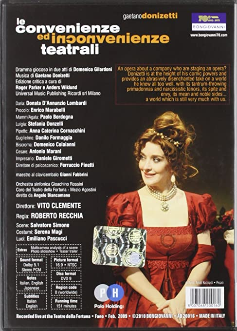 Donizetti - zautres zopéras - Page 7 71Tbsr32UZL._SY679_