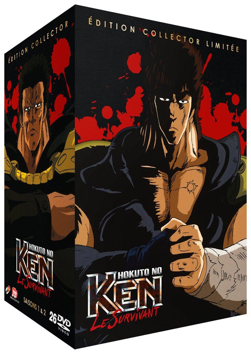 Ken le Survivant - Intégrale - édition Black Box 71UXwM1FlrL._SL1500_