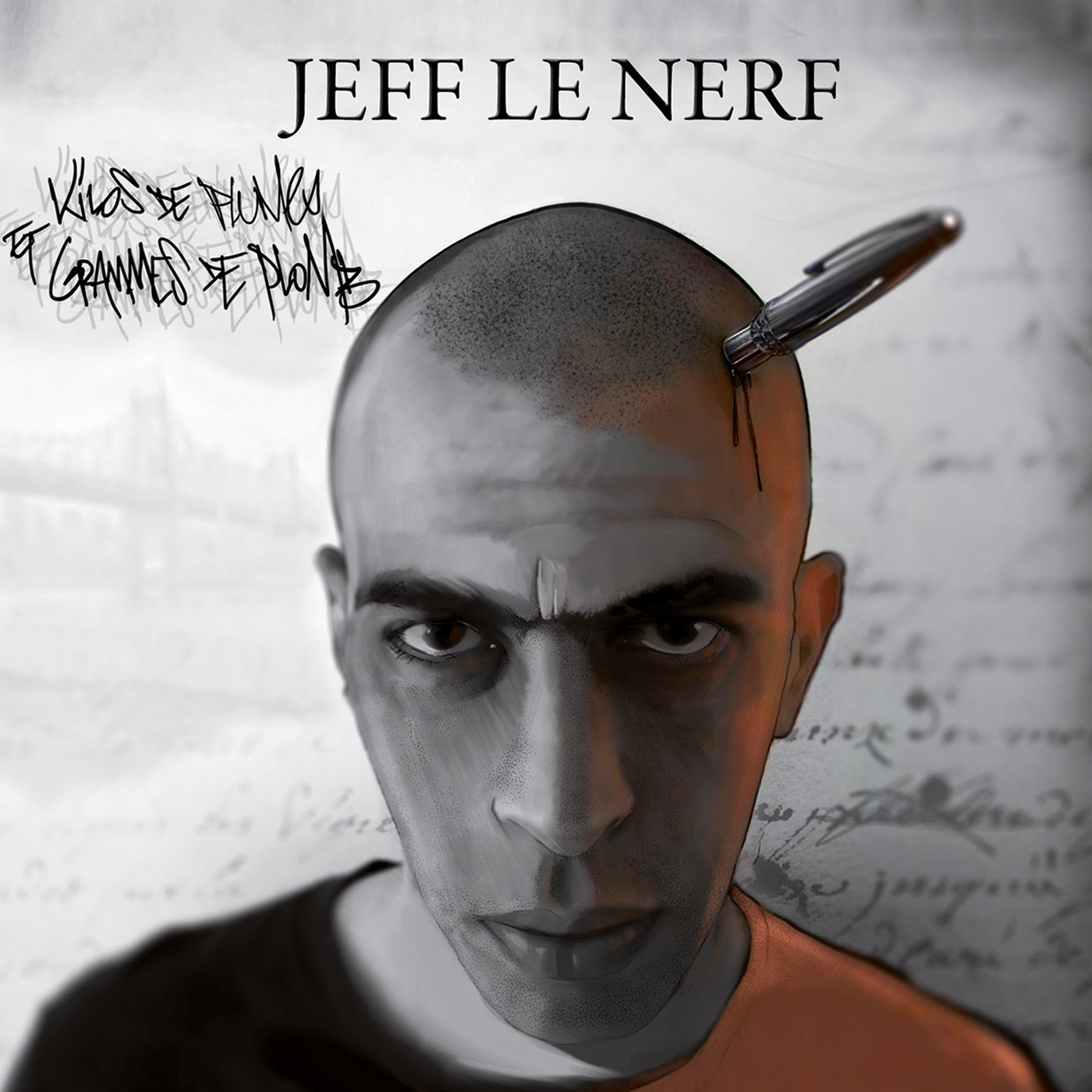 [Réactions] Jeff Le Nerf – Kilos De Plumes Et Grammes De Plomb (2013) 71V8DeP2VgL._SL1400_