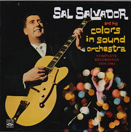 Sal Salvador ! 71Zox9j8H9L._SX522_