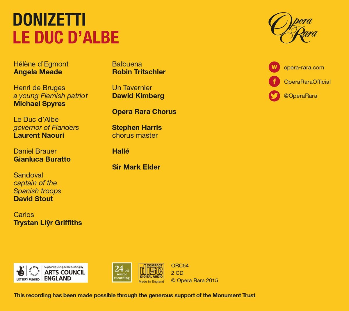 Donizetti - zautres zopéras - Page 7 71i6qNSHXIL._SL1200_