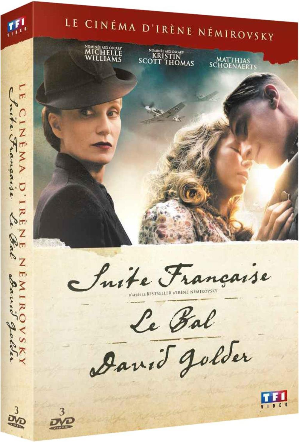 Suite Française, le film de Saul Dibb adapté de Némirovsky (2014) - Page 2 71kjMc9Rq7L._SL1477_