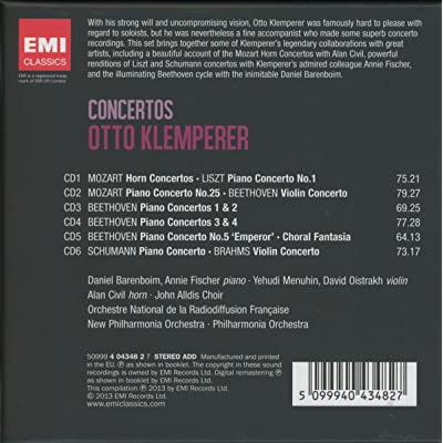 Otto Klemperer 71otRhfDeCL._AA400_