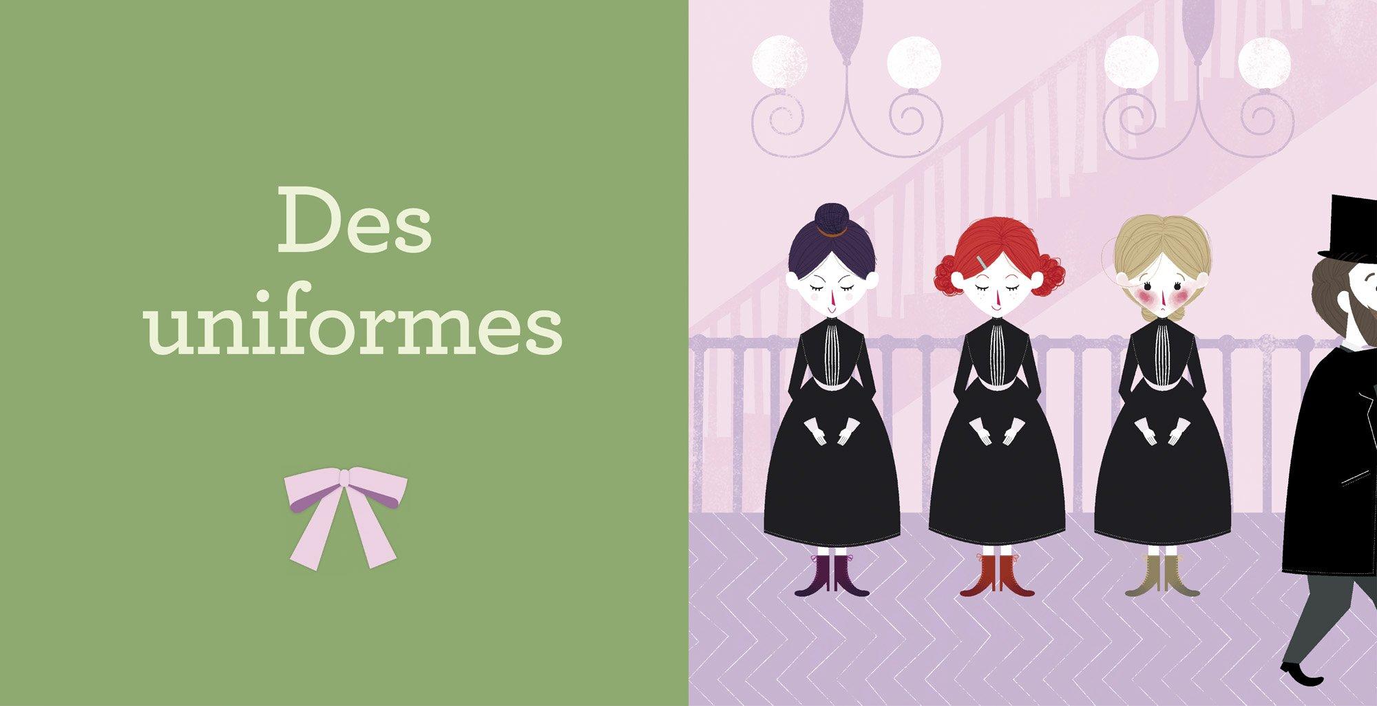 Au Bonheur des Dames, le petit imagier 71r9H9tRgdL