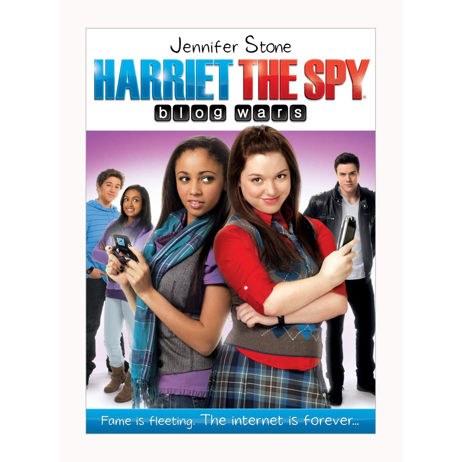 [Disney Channel Movie] Harriet l'Espionne : La Guerre des Blogs (2010) - Page 3 71s9lio9O5L._AA1500_
