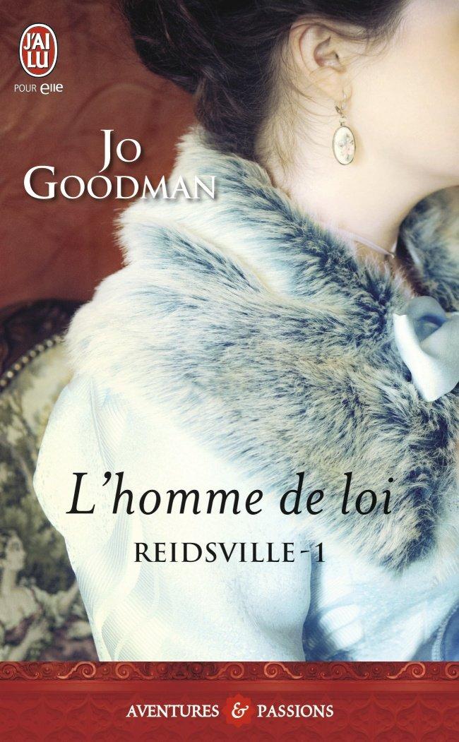 Reidsville - Tome 1 : L'homme de loi de Jo Goodman 71uKIbZPyYL
