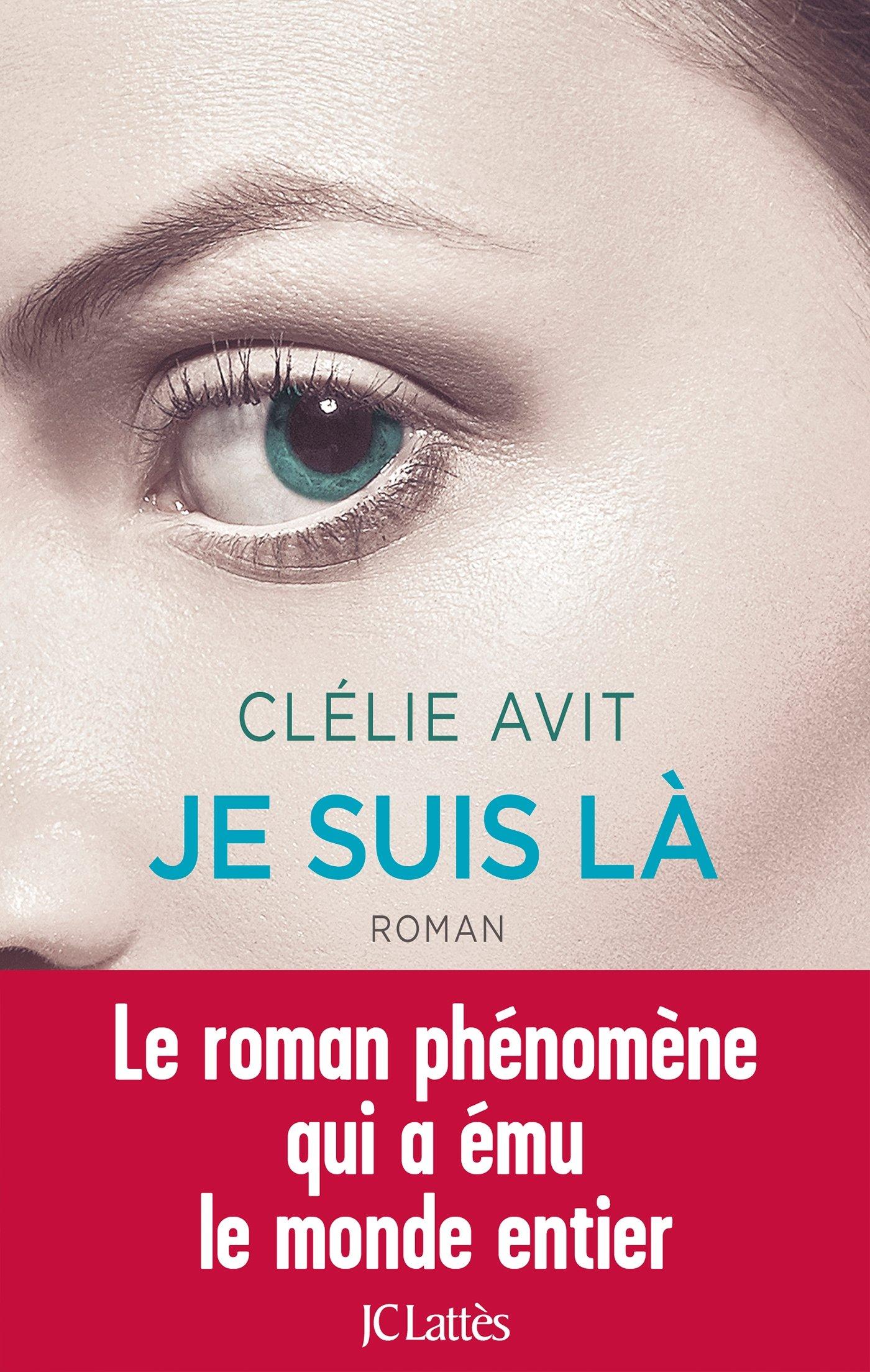 Je suis là, Clélie Avit  (francés) 811QHh4cp5L