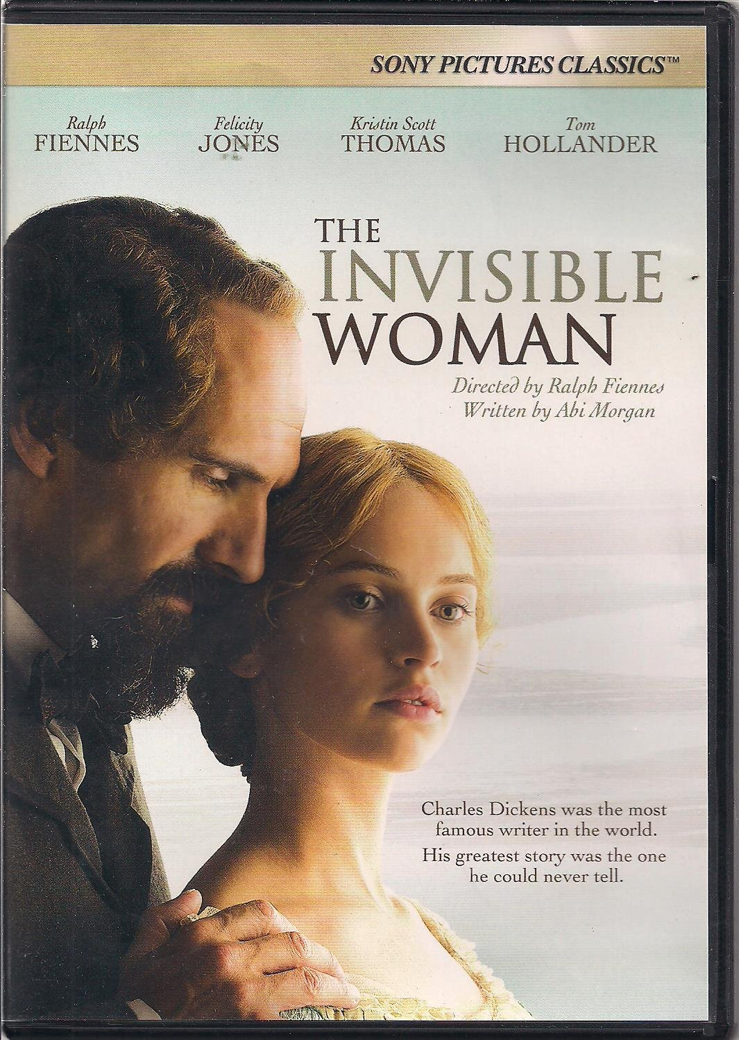 invisible - The Invisible woman : un nouveau biopic sur Charles Dickens (Ralph Fiennes) - Page 5 811qYfH2JhL._SL1499_