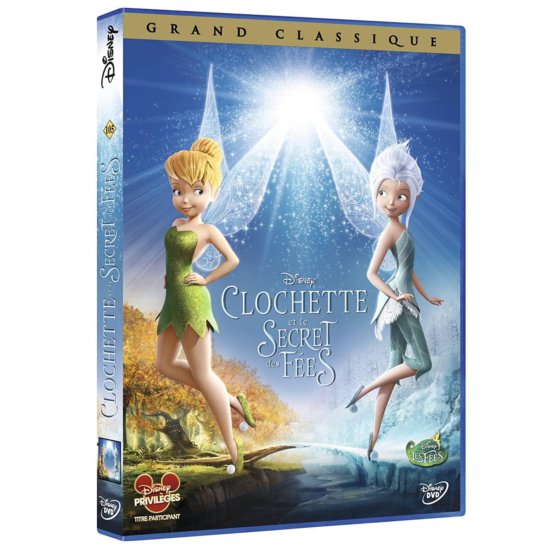 [BD + DVD] Clochette et Le Secret des Fées (13 février 2013) 812d5LbzbjL._AA1500_