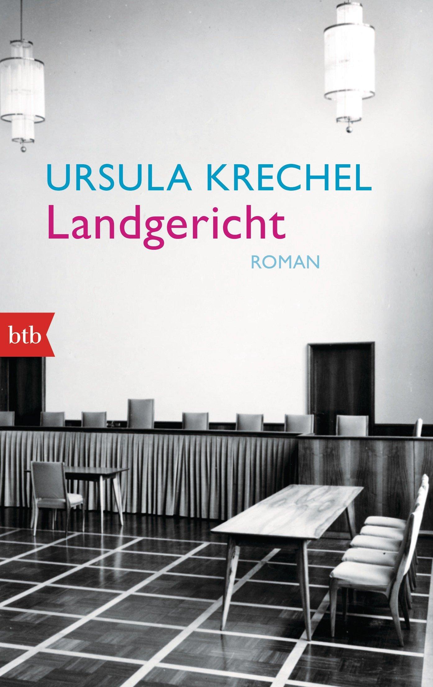 Ursula Krechel [Allemagne] 813LuX8qufL