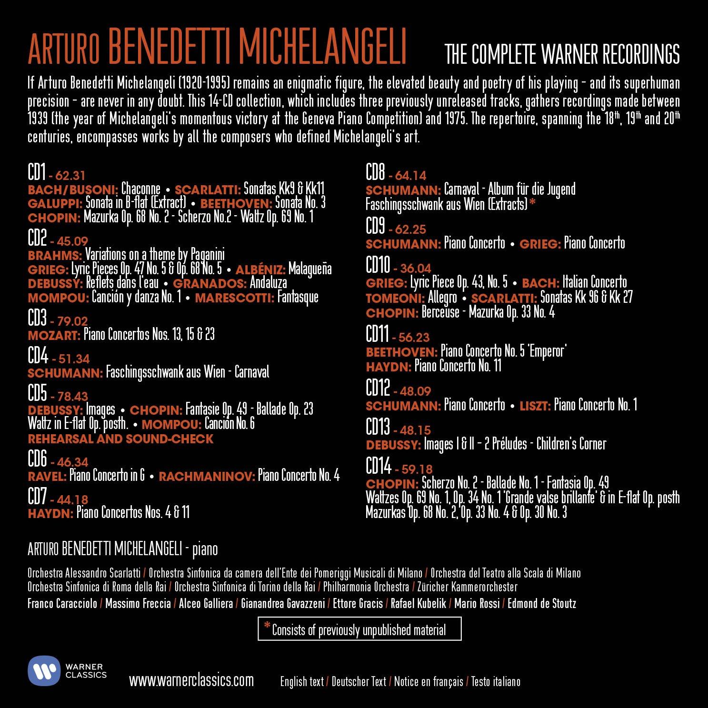 Arturo Benedetti-Michelangeli - Page 2 813dCoDI4jL._SL1487_