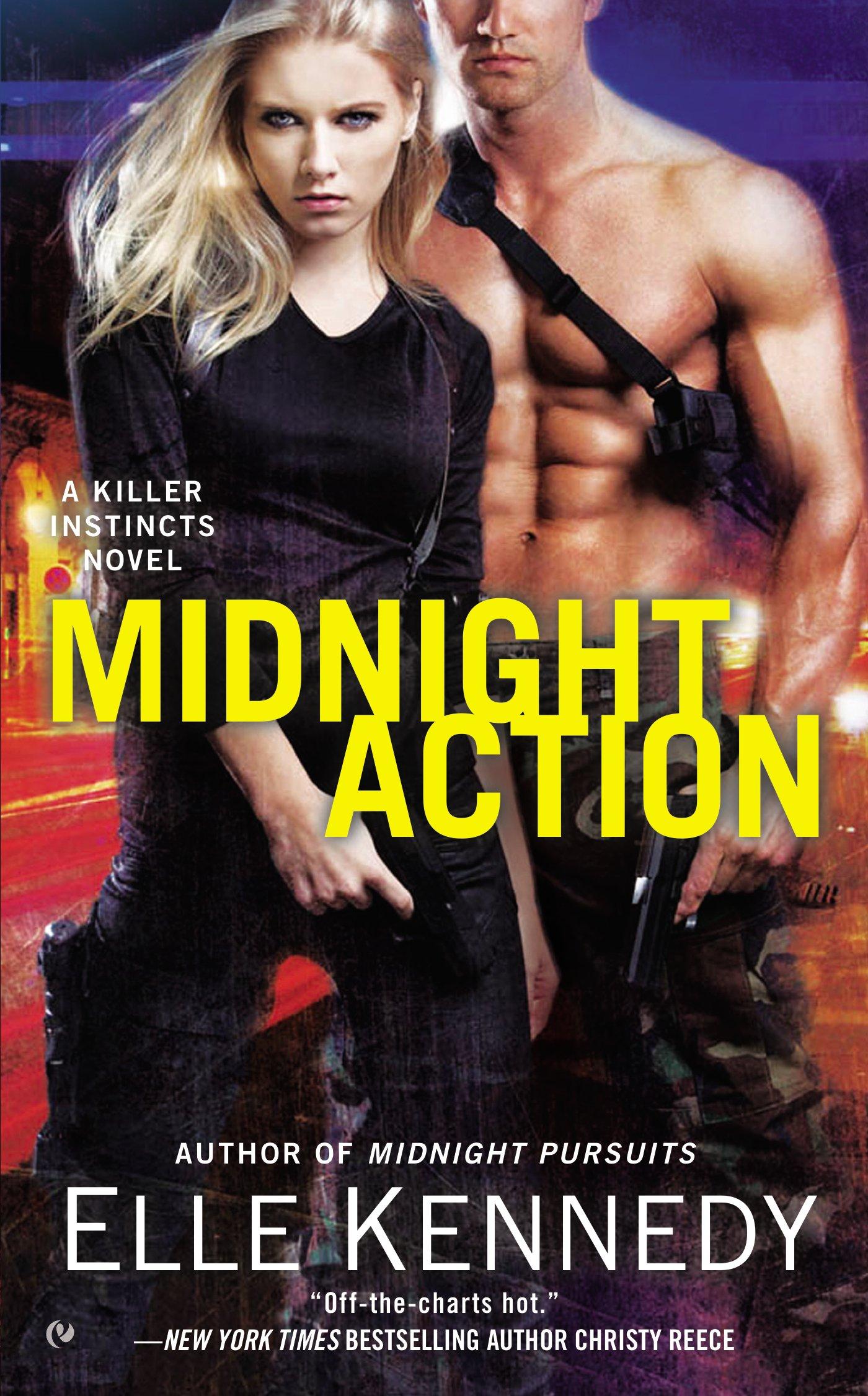 KENNEDY ELLE - Killer Instinct - tome 5 : Midnight Action 817yfXkpUsL