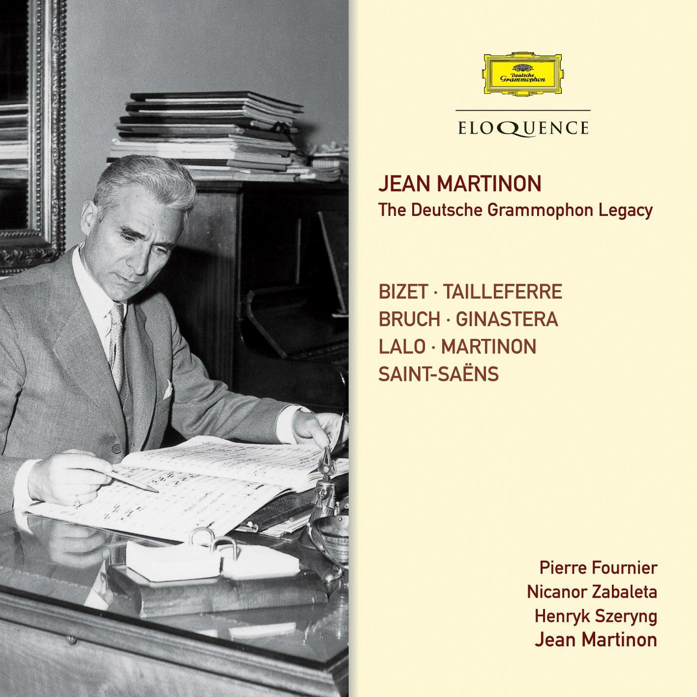 Jean Martinon: compositeur et chef d'orchestre 81BVvJ-4ZnL._SL1417_