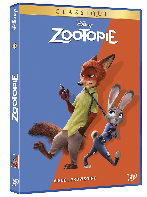 [BD + 3D + DVD] Zootopie (29 Juin 2016)  81Bi-iNe61L._SL1500_