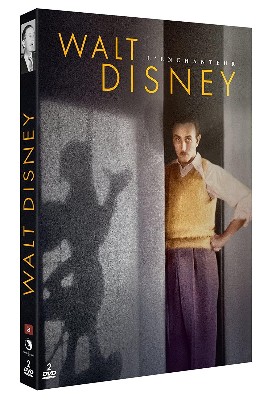 [DVD] Walt Disney l'enchanteur 81Ji92zN5dL._SL1500_