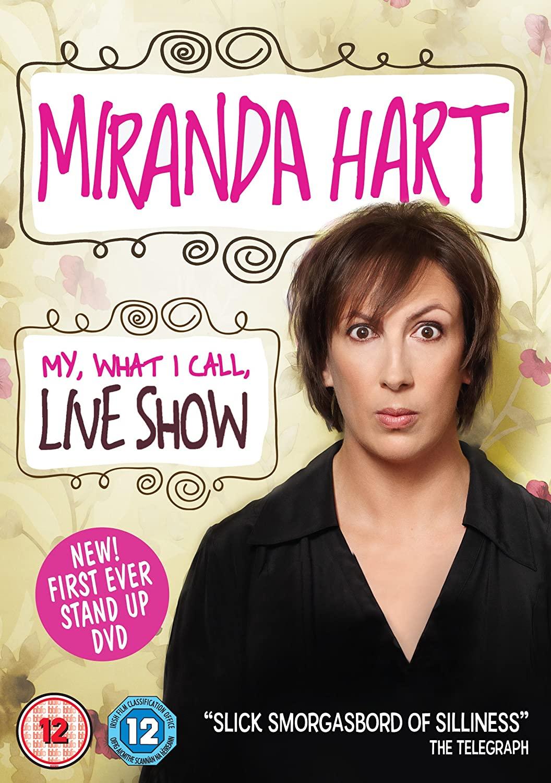 Miranda Hart: my what I call show 81Oh%2BK%2BoOGL._SL1500_
