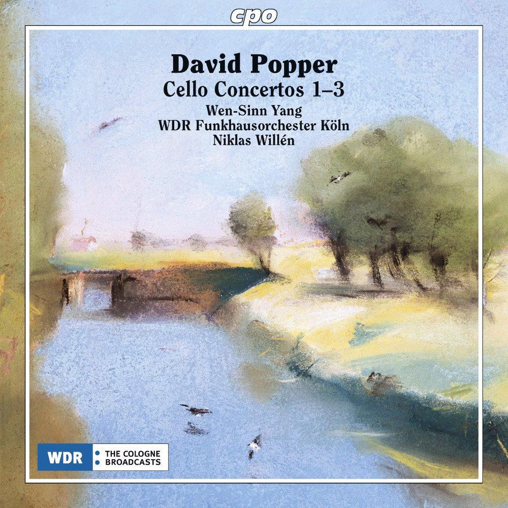 David Popper (1843-1913) 81Ugc9PTslL._SL1000_