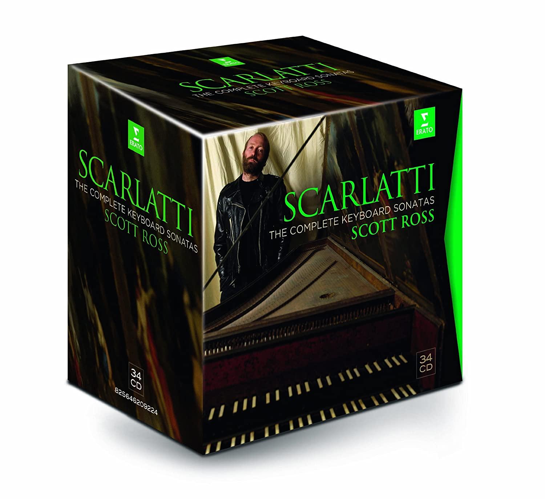 scarlatti - Domenico Scarlatti: discographie sélective - Page 4 81VVj7fY5SL._SL1500_
