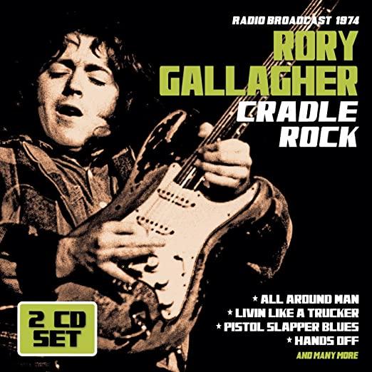 Cradle Rock Radio Broadcast 1974 (2015) [Bootleg] 81XBx4fbFSL._SX522_
