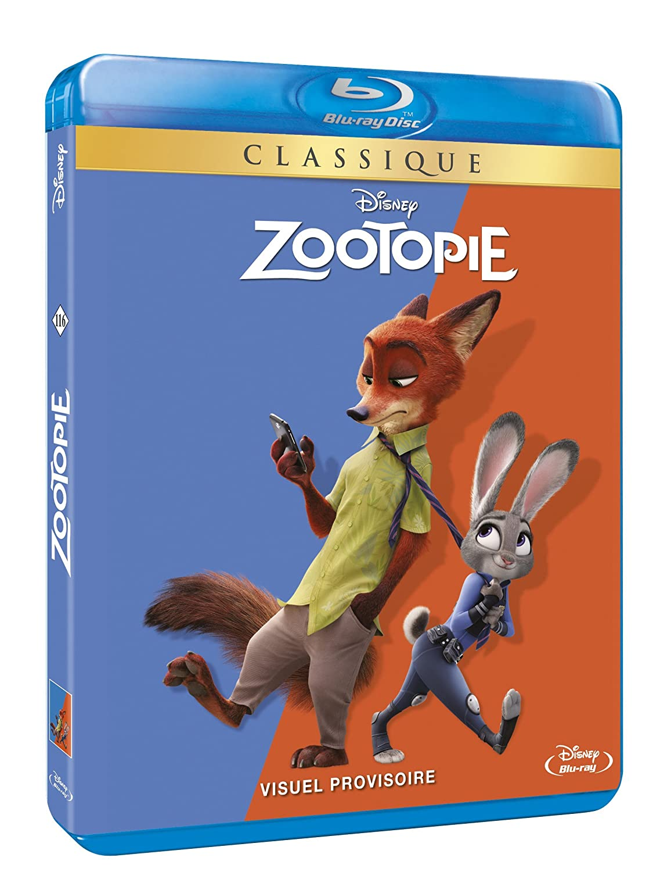 [BD + 3D + DVD] Zootopie (29 Juin 2016)  81XsF%2BTgTML._SL1500_