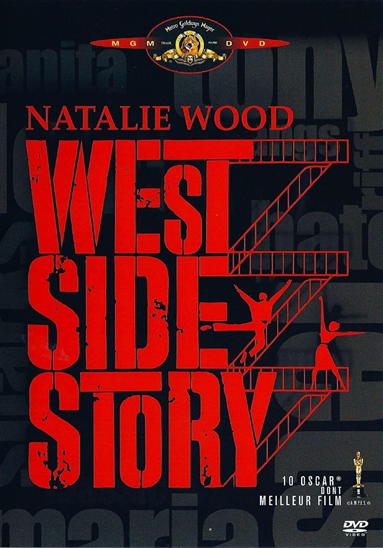 West Side Story - 1961 - Robert Wise & Jerome Robbins 81eHAzP89RL._SL1500_