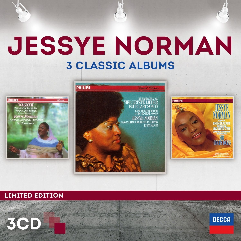 Jessye Norman - Page 3 81ixscRDgFL._SL1500_