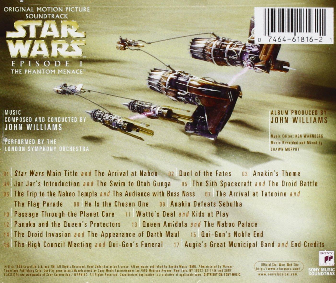 [En Cartelera] STAR WARS SAGA - Página 2 81l21%2BTzS8L._SL1402_