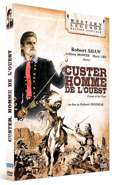 Custer, L' Homme de l' Ouest - Custer of the West - 1967 - Robert Siodmak 81s4N0NZb9L._SL1500_
