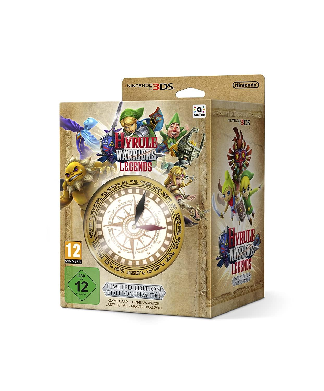 Hyrule Warriors Legends - 3DS 81u4cSHyZuL._SL1500_
