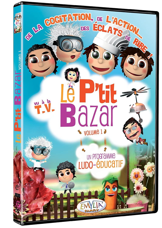 """[TV] """"Emma Rebus (Le P'tit Bazar)"""" avec Isabel Jeannin (et Slim ?) (2012) 81wA77RxWLL._SL1500_"""
