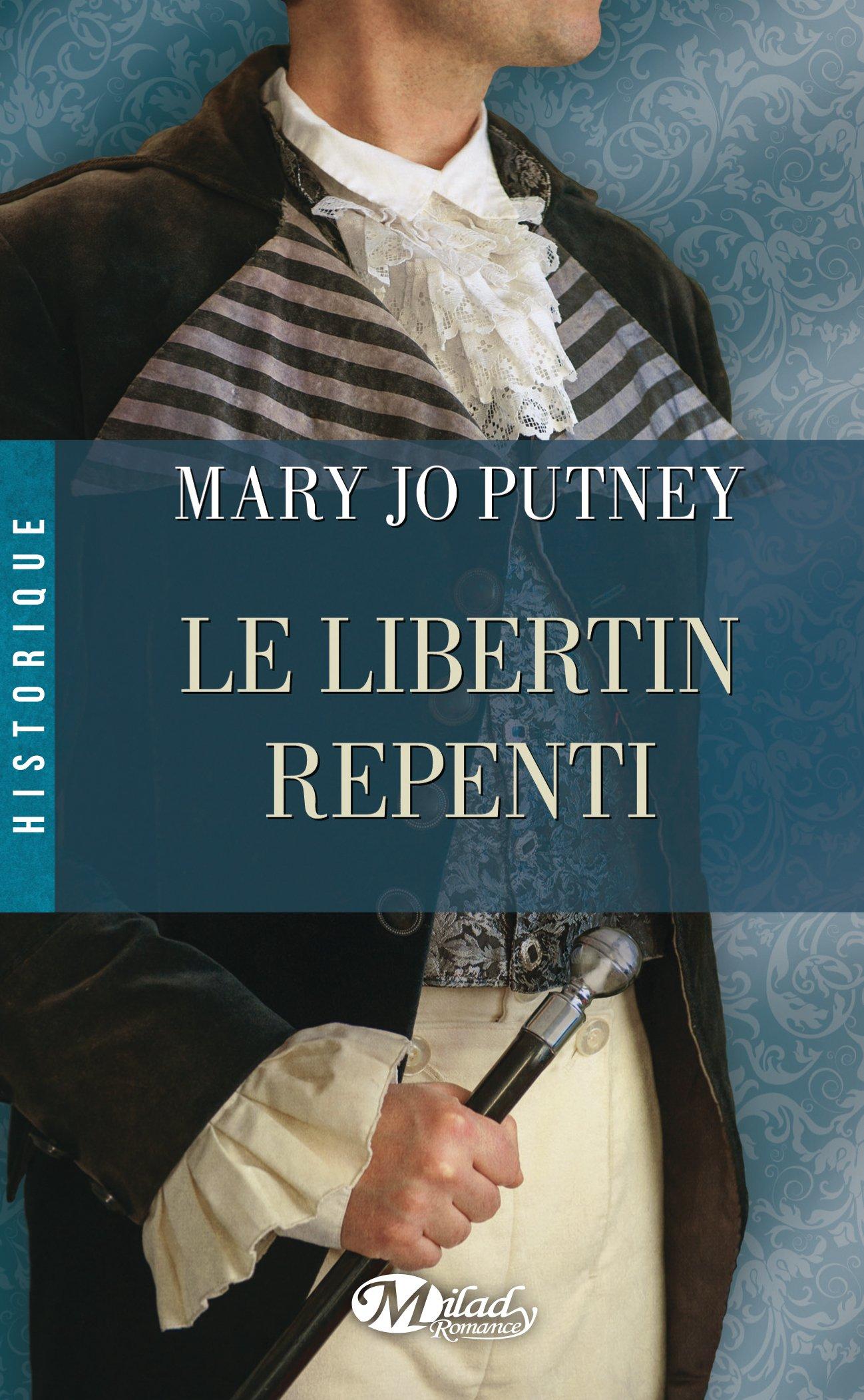 Le libertin repenti de Mary Jo Puntey - Le libertin repenti de Mary Jo Putney 81ybYTP0v-L