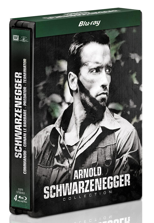 Arnold Schwarzenegger : Coffret  9136GkKzUvL._SL1500_