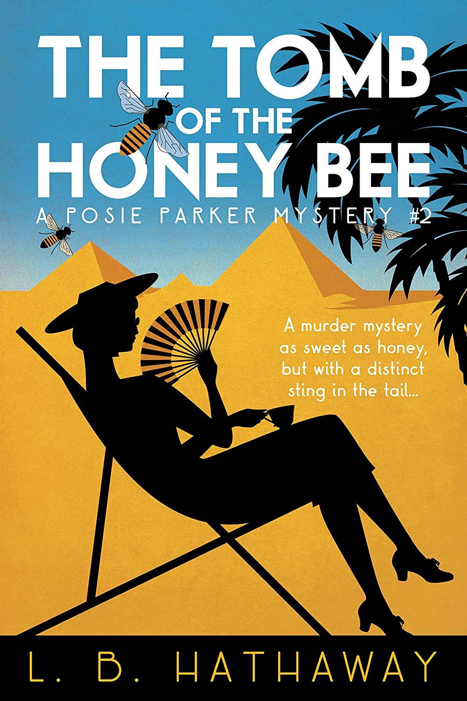 Murder Offstage: A Posie Parker Mystery de L. B. Hathaway 915jISkT6QL._SL1500_