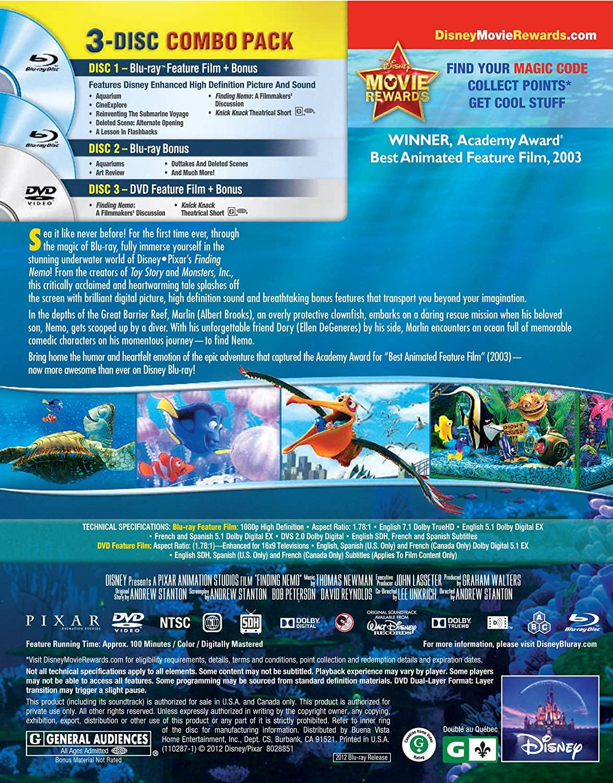 Le Monde de Nemo [Pixar - 2003] - Page 12 91E35Koh2jL._SL1500_