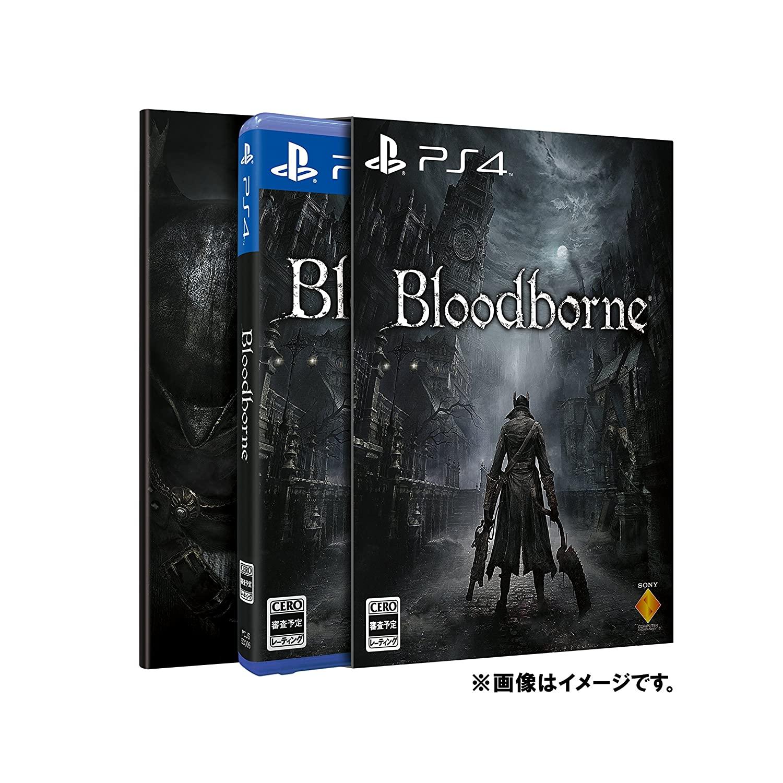 BloodBorne - Edition limitée JAP 91HSlizoAPL._AA1500_