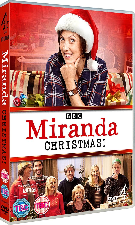 """2 épisodes """"Christmas special"""" de Miranda pour ce Noël ! 91Jb-EIBX2L._SL1500_"""