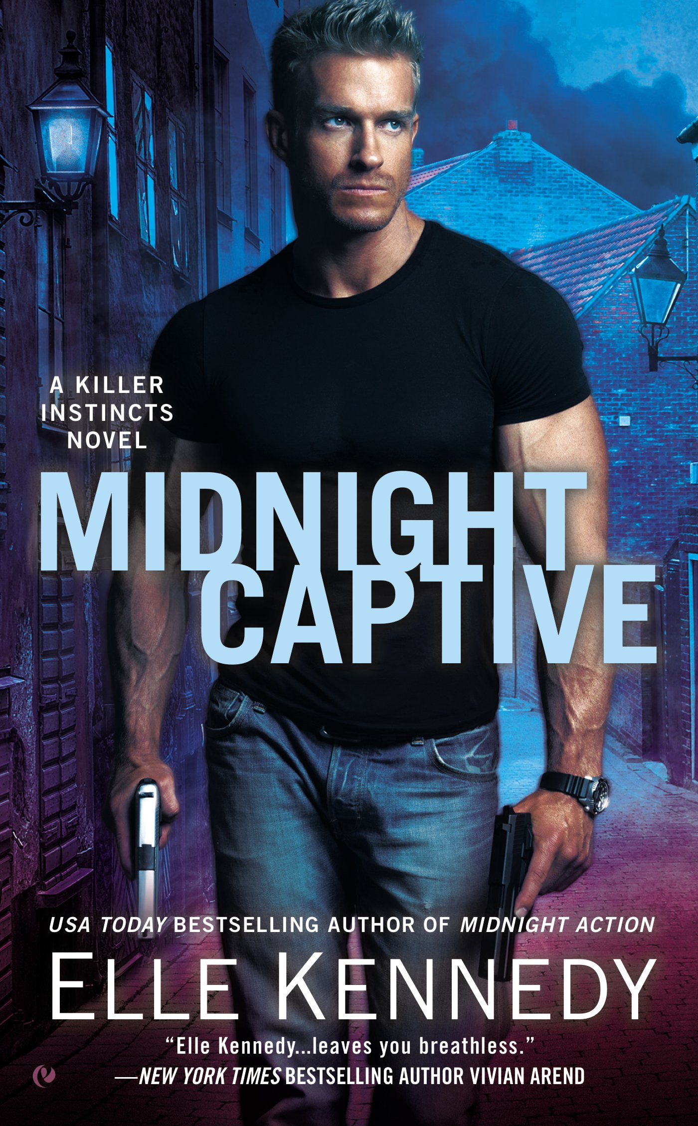 KENNEDY ELLE - Killer Instinct - tome 6 : Midnight Captive 91LBzO4zDxL