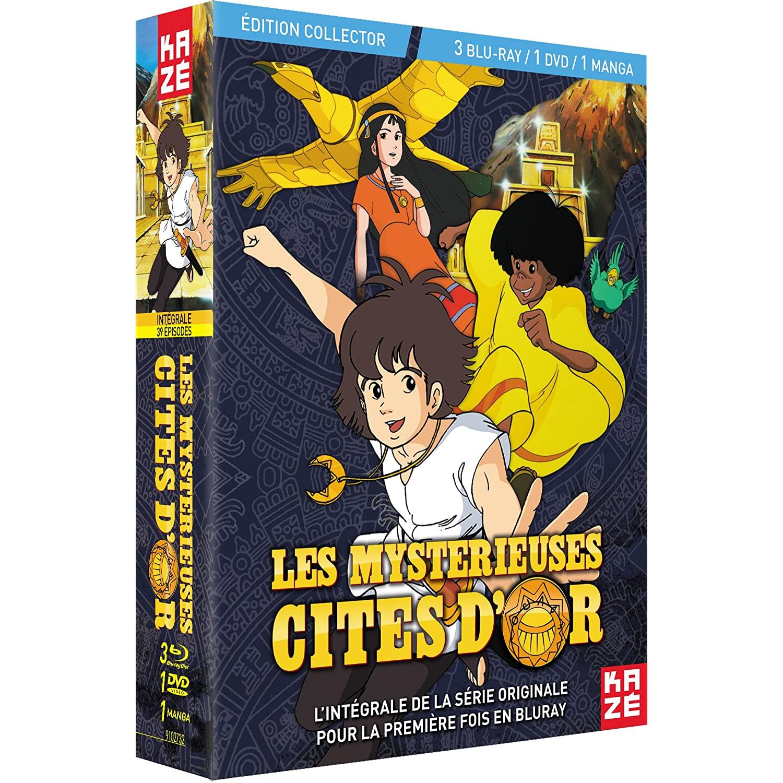 Les Mystérieuses Cités d'Or - Page 3 91Rrw2ZmVBL._AA1500_